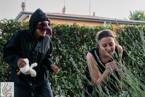 """corso di teatro campalto venezia laboratorio teatro adulti """"Giocare con le maschere"""" Calce Viva aps Campalto Venezia anno 2016/17"""