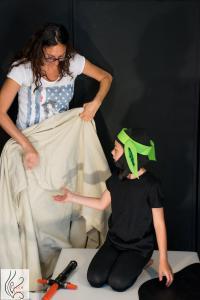 star wars final show teatro bambini e ragazzi calce viva campalto venezia