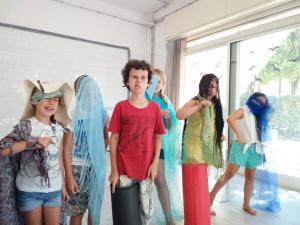 teatro improvvisazione bambini campalto veneziacampalto