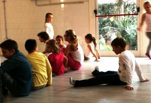 corsi  di teatro per bambini e ragazzi a mestre calce viva