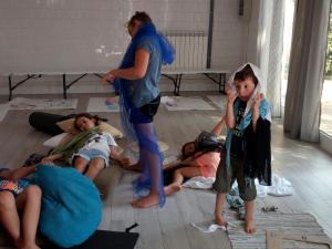 teatro improvvisazione bambini calce viva campalto venezia